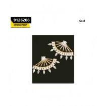Kayazar Branded Fashion Ear Cuffs Gold (9126208)