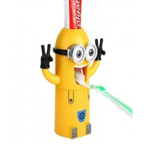 Consult Inn Auto Toothpaste Dispenser Holder Minion