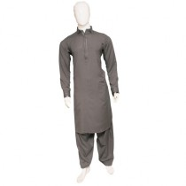 M&Y Shalwar Kameez - Grey (889)