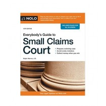 Everybody's Guide to Small Claims Court Book 16 Edition