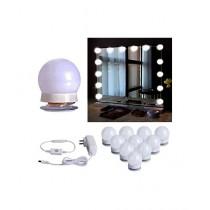 HR Traders Vanity Mirror LED Lights 10 pcs