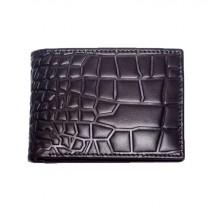 The Smart Shop Crocodile Design Leather Wallet For Men (0257)