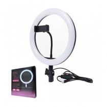 Shoopik LED Ring Light 26CM With Mobile Holder