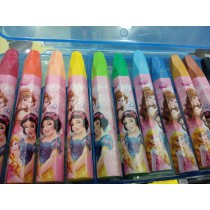 M Toys 12 Multi-Colour Pastels For Kids