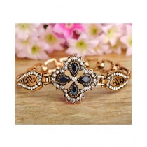 A.M Gold Plated Bracelet For Women (0003)