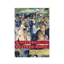 A History of Western Music Book 9th Edition
