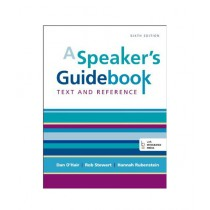A Speaker's Guidebook Text and Reference Book 6th Edition
