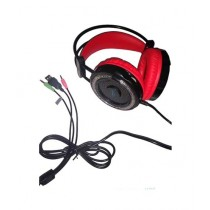 AA Technologies Wired Headphones With LED Lights