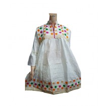Aaima's Embroidered & Designed Kurti For Women