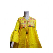 Aaima's Embroidered & Traditional Kurti For Women