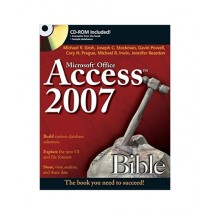 Access 2007 Bible Book 1st Edition