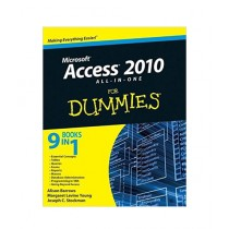 Access 2010 All in One For Dummies Book 1st Edition
