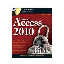Access 2010 Bible Book 1st Edition