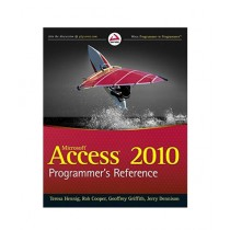 Access 2010 Programmer's Reference Book 1st Edition