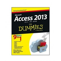 Access 2013 All in One For Dummies Book 1st Edition