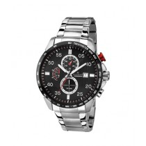 Accurist Men's Watch Silver (MB1028R)