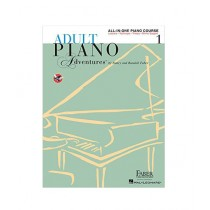 Adult Piano Adventures Book 2nd Edition