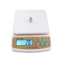 Afreeto Electronic Kitchen Scale White (SF-400A)