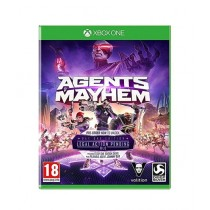 Agents of Mayhem Game For Xbox One