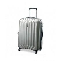 Carlton Sonar Hard 68cm Trolley Bag Silver