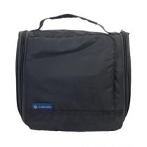 Carlton Toilet Kit Travel Bag Gray