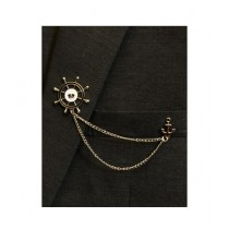 Ahmed Zohaib Brooch Pin For Men