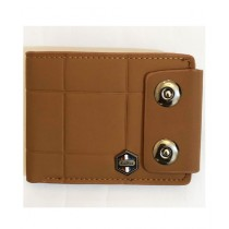 Ahmed Zohaib Wallet For Men Light Brown
