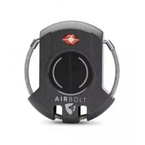 AirBolt Smart Travel Lock Black