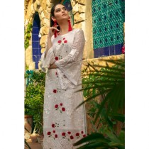 Aj Dukan Embroidered Chiffon Collection 3 Piece (0078)