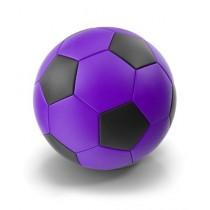 M Toys Hand Stitched Football Purple (1116)