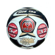 M Toys Hand Stitched Football White (1123)