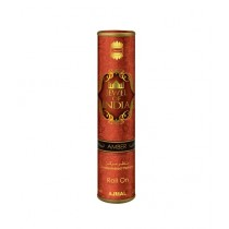 Ajmal Amber Roll On Concentrated Perfume Oil For Unisex 10ml