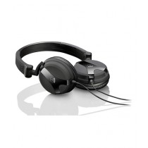 AKG K518 Closed Back DJ Headphones Black