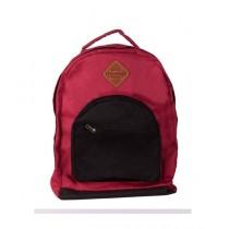 Al-Quraish School Bag For Kids Mehroon