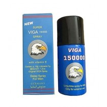 Al Shafi Super Viga 150000 Delay Spray For Men 35ml