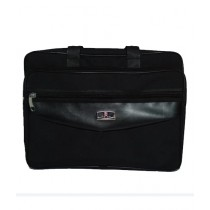 Al Haram Document Bag Large Black (1018)