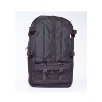 Al Haram Hiking School Backpack Black