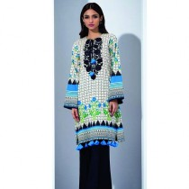 Al Moiz Lawn Collection 3 Piece Unstitched Suit For Women