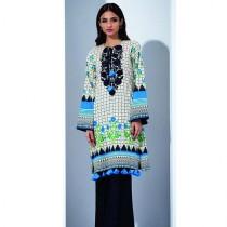 Al Moiz Lawn Collection 3 Piece Unstitched Suit For Women