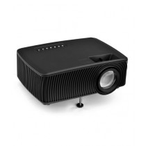 Al Raheem 1200+ Lumens HD Bright Projector