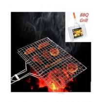 Aladdin Mall BBQ Grill - SIlver