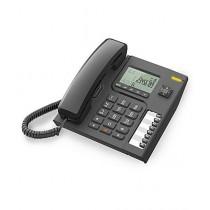 Alcatel CLI Corded Telephone Black (T76)