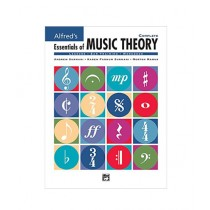 Alfred's Essentials of Music Theory Book 1st Edition
