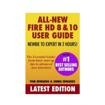 All-New Fire HD 8 & 10 User Guide Book