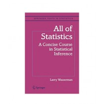 All of Statistics A Concise Course in Statistical Inference Book 20th Edition