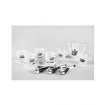 Alnoor Store Coffee Set Toy 14Pcs