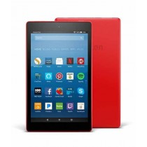 Amazon Fire HD 8 32GB Tablet Punch Red