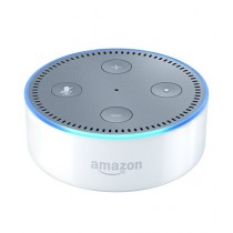 Amazon Echo Dot 2nd Generation Smart Speaker White