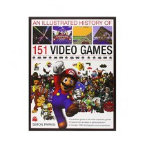 An Illustrated History of 151 Video Games Book