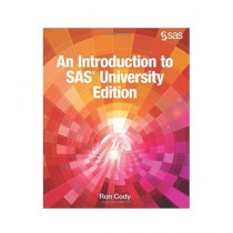 An Introduction to SAS University Book 1st Edition